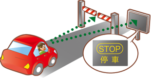5. Image for: Check roadside displays and ETC bar operation!
